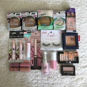 Drugstore bundle 17 pc